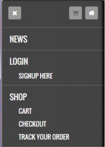 Login Link - Mobile